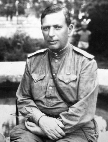 Щиголь Давид Осипович