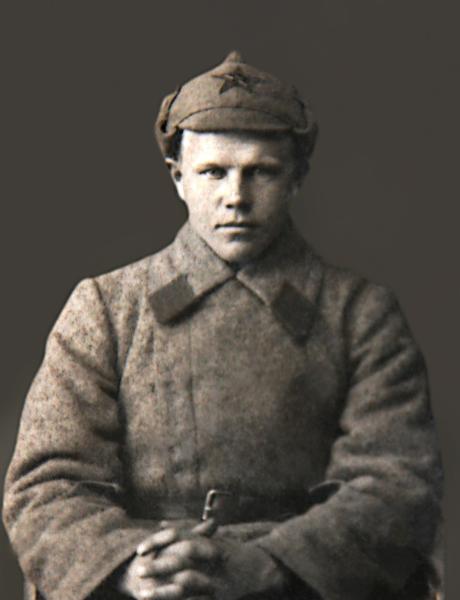 Казанцев Михаил Васильевич