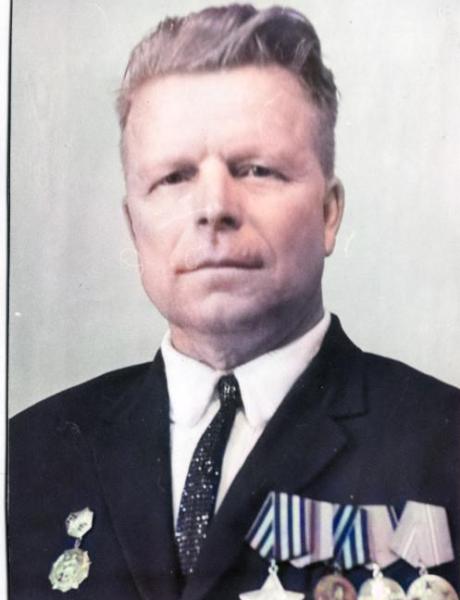 Лисицын Игорь Степанович