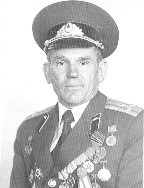 Семенович Иван Петрович