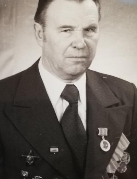 Петровичев Павел Васильевич