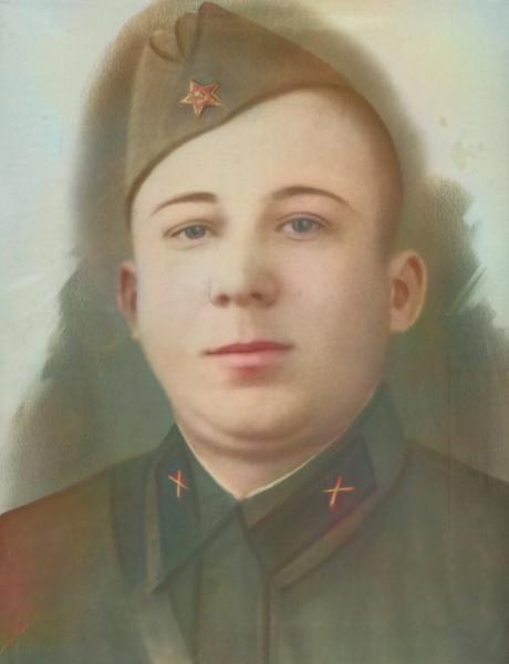 Рублев Михаил Леонтьевич