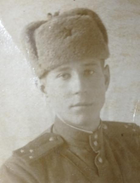 Сапронов Вениамин Васильевич