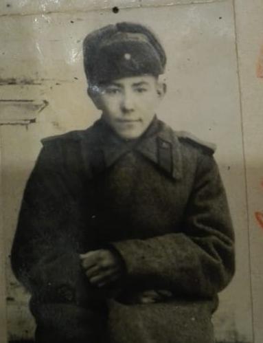 Поликарпов Пётр Сергеевич