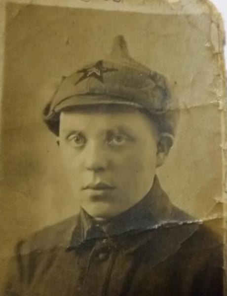 Перов Михаил Иванович