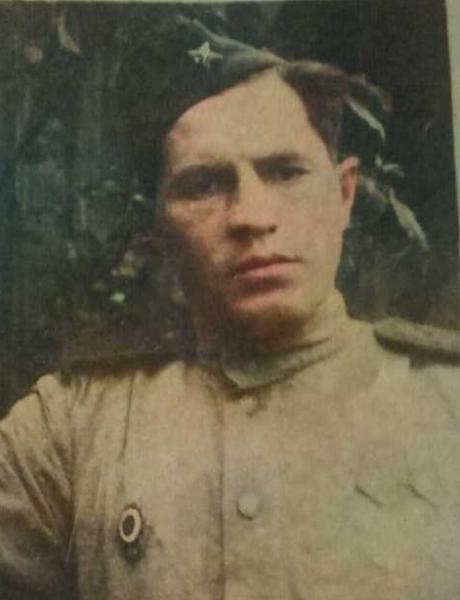 Панюков Николай Дмитриевич