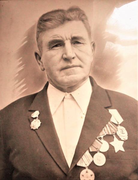 Берёзов Исидор Исидорович