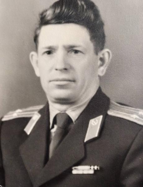 Серов Николай Иванович