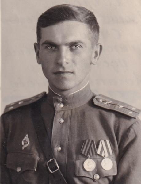 Олейник Митрофан Иванович