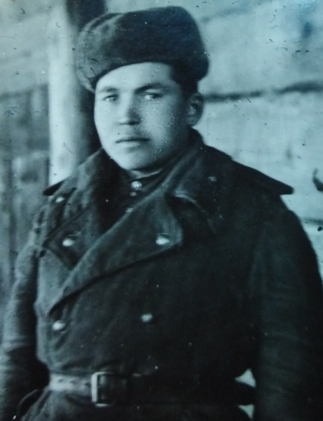 Павлов Григорий Федорович