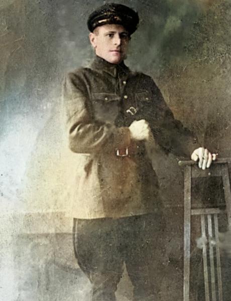 Левченко Иван Степанович