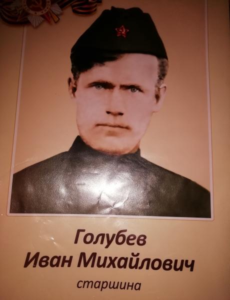 Голубев Иван Михайлович