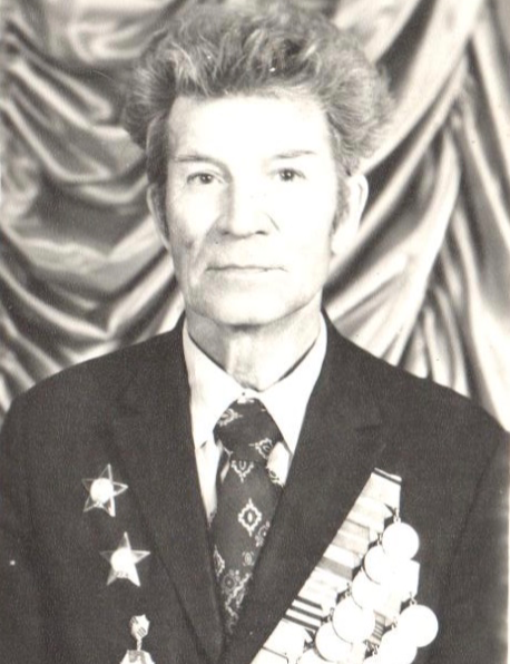 Антонов Петр Григорьевич
