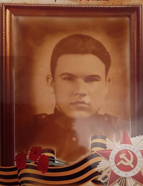 Сердюков Николай Федотович