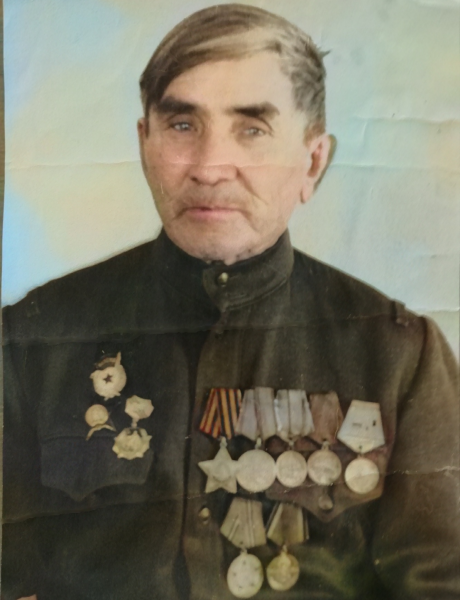 Челобытов Тимофей Павлович
