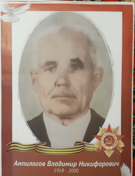 Анпилогов Владимир Никифорович