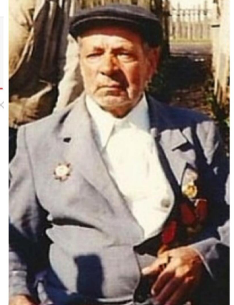 Алёшин Георгий Фёдорович