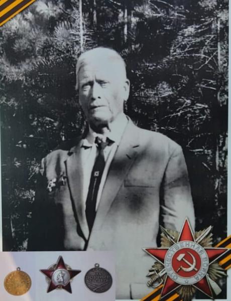 Иванов Давид Николаевич