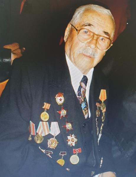 Амиров Константин Михайлович
