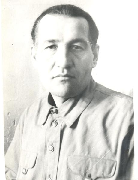 Комаров Григорий Иванович