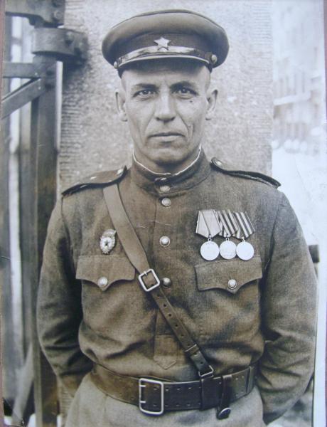 Самсонов Василий Ефимович