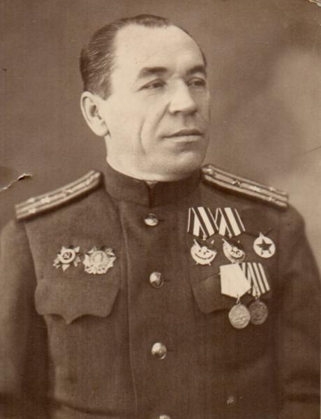 Шкурихин Фёдор Трофимович