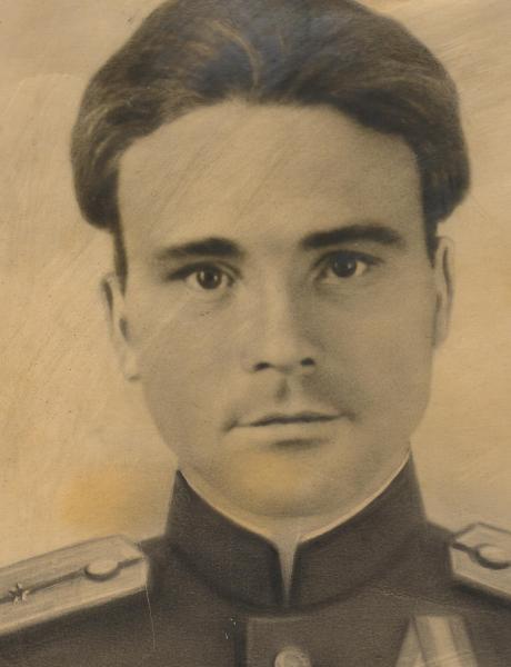 Серёгин Григорий Тарасович