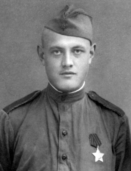 Петров Федор Геогриевич