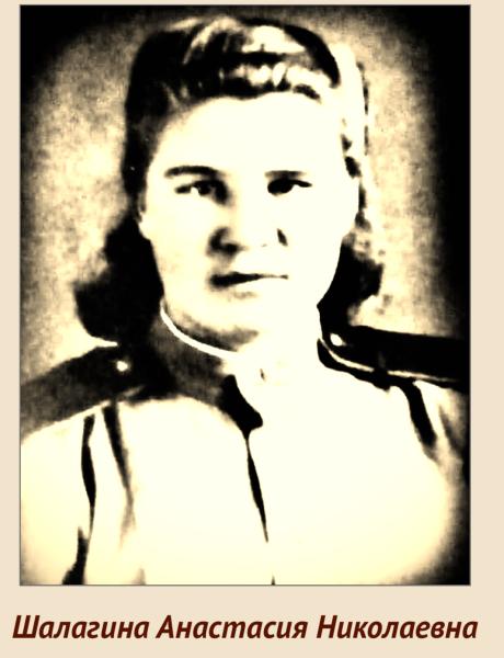 Шалагина Анастасия Николаевна