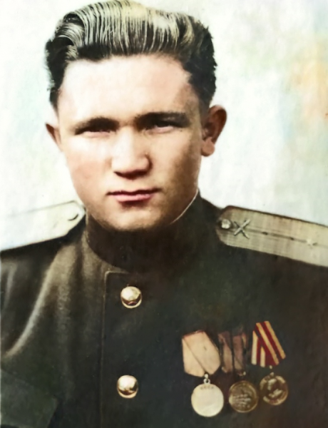 Веселов Иван Дмитриевич