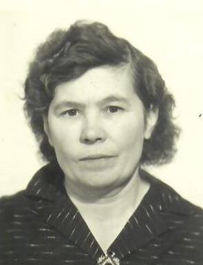Семенова Вера Васильевна