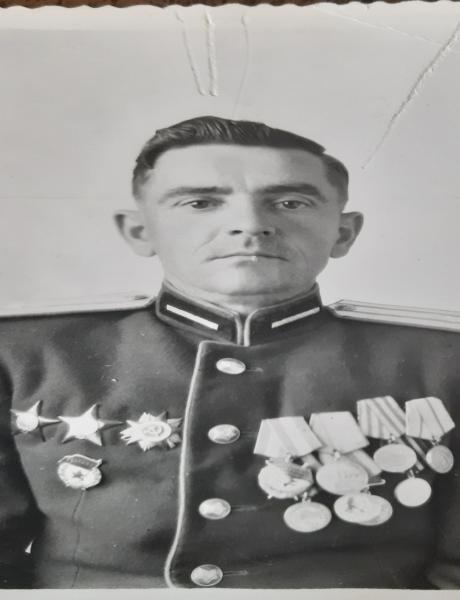 Носачёв Матвей Павлович