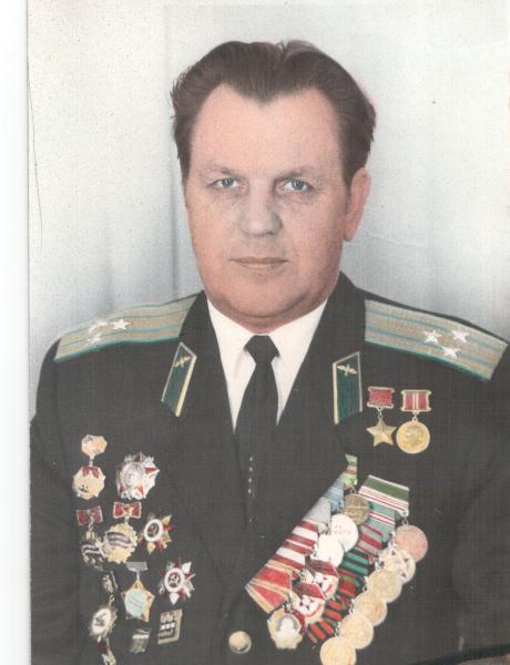 Барсуков Василий Николаевич
