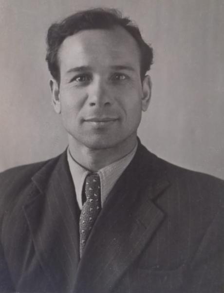 Зиганшин Мубаракша Зиганшевич