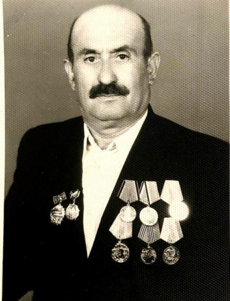 Саркисян Мкртыч Сагателович