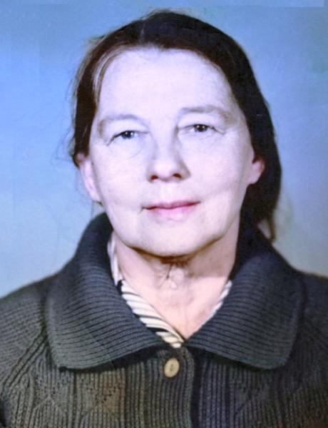Куц Станислава Матвеевна