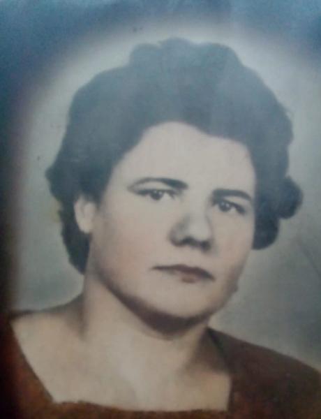 Белоусова (Морозова) Нина Михайловна