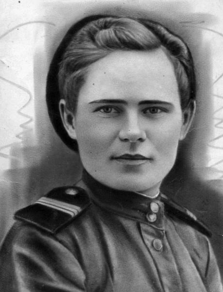 Куликова Анна Пантилеевна