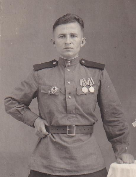 Сосунов Афанасий Петрович