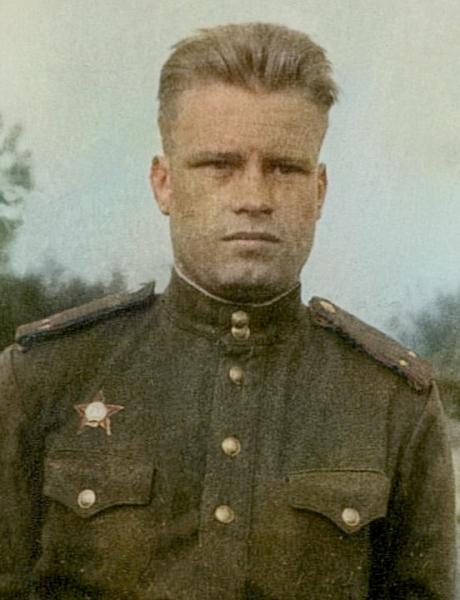 Бабин Алексей Григорьевич