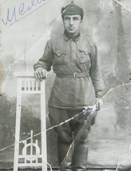 МЕЗИРОВ Елисей Анастасович