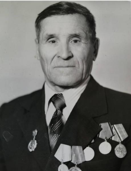 Галиуллин Рахимьян Рахимьзянович