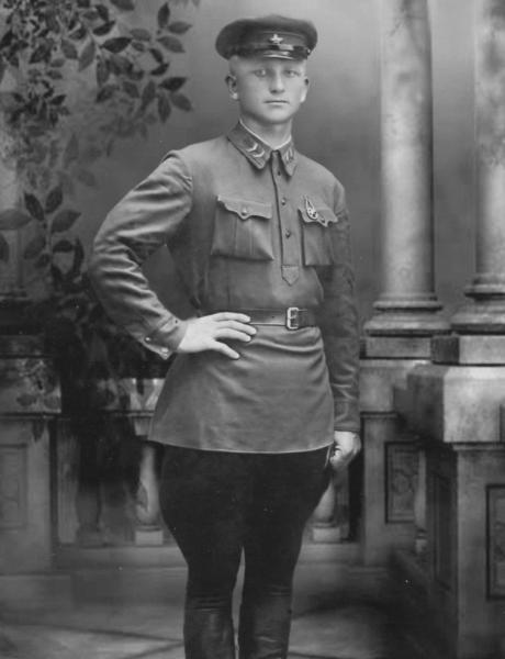 Пименов  Егор Павлович