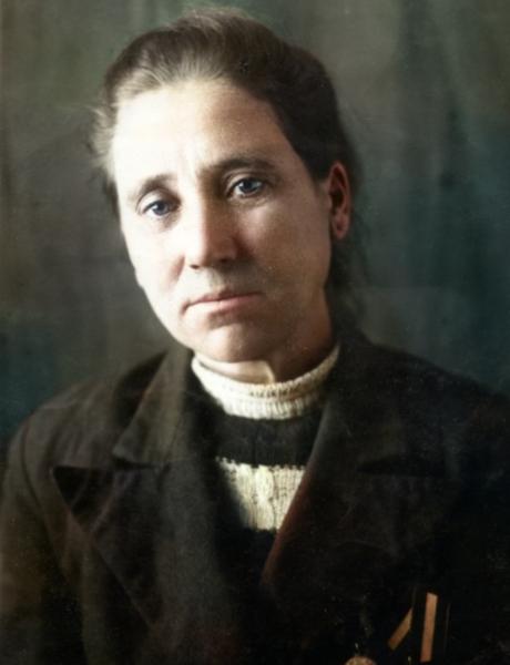 Лещенко  Любовь Кузьминична