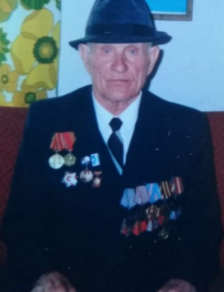 Хорошилов Иван Матвеевич