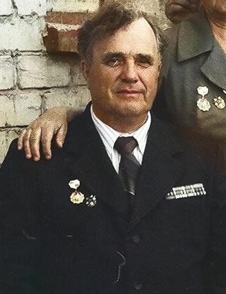 Шевчук  Иван Сергеевич