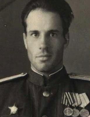 Конев Никита Родионович