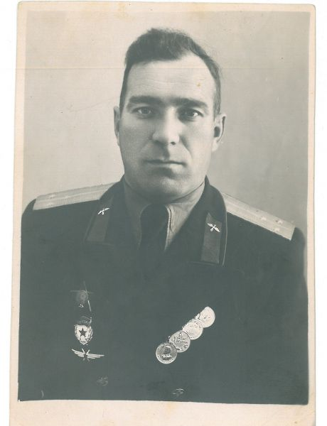Сафонов Василий Захарович