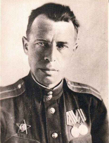 Рощин Иван Николаевич