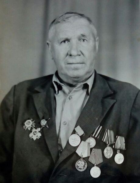Абинов Арсентий Михайлович